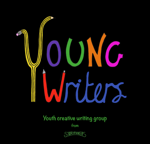 The Young Writers - youth group from the Storymakers Creative Writing Club