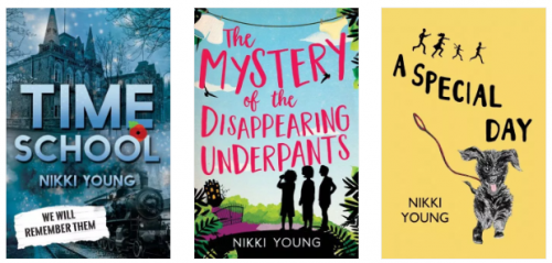 Books by Nikki Young - Storymakers Creative Writing Club Founder