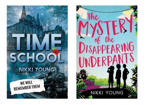Nikki Young Author Books