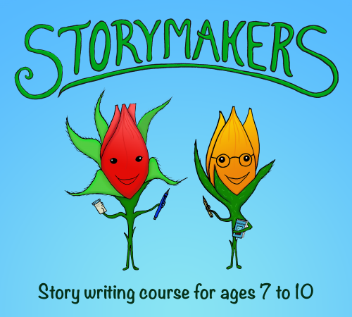 The Story Writers - a weekly writing group from Storymakers, Saturdays 2.20-3.20pm