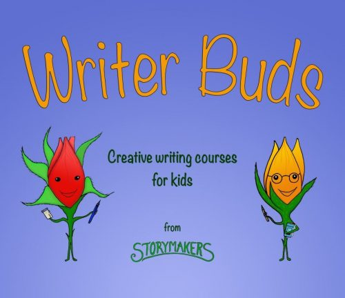 The Writer Buds - weekly writing group from the Storymakers Creative Writing Club