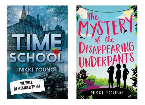 Nikki Young Author Books