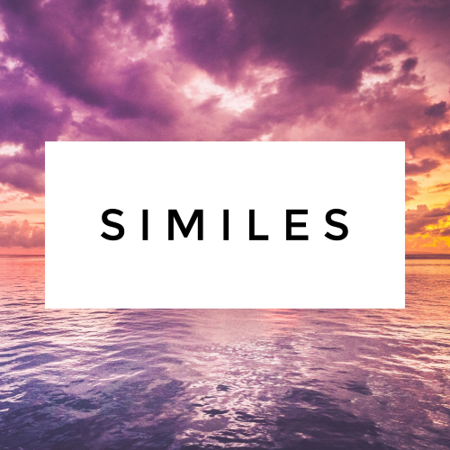 Using similes in your writing - Storymakers